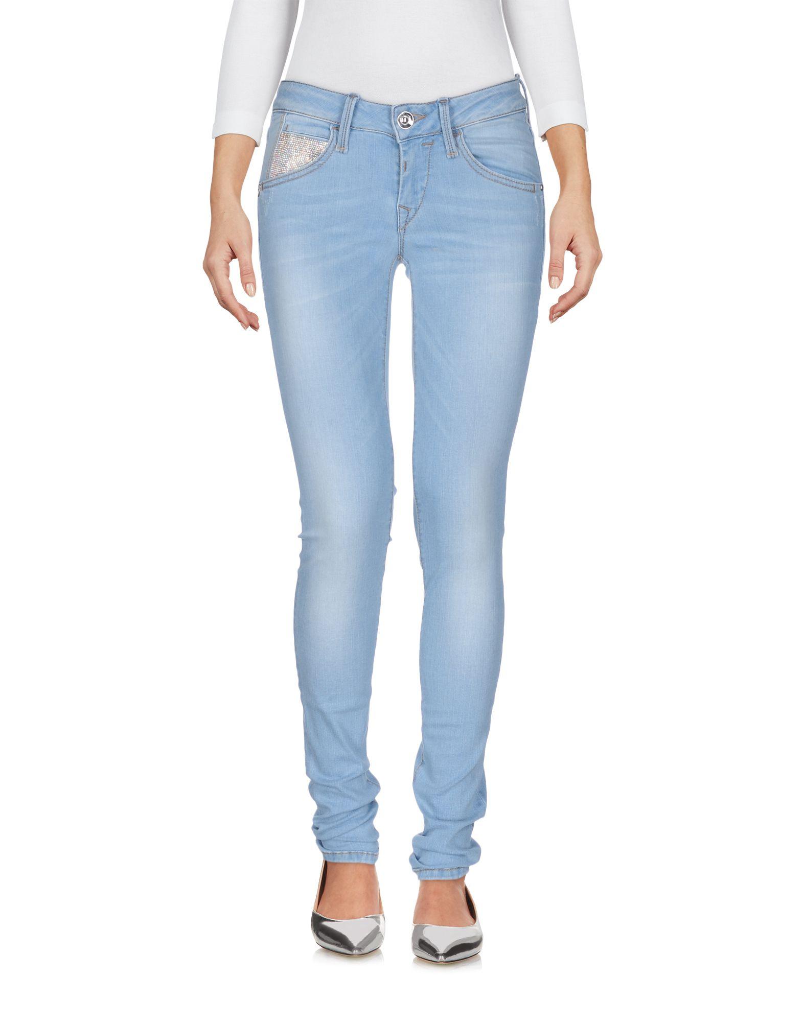 ФОТО fornarina джинсовые брюки
