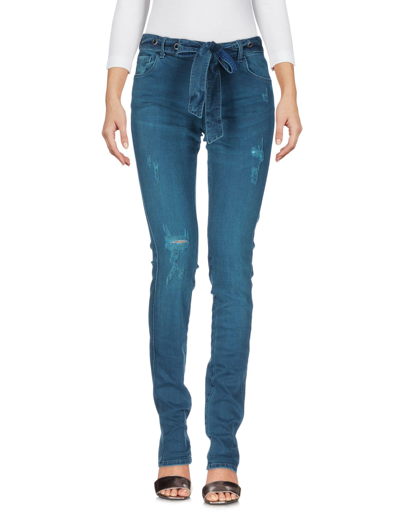 ФОТО ermanno di ermanno scervino джинсовые брюки