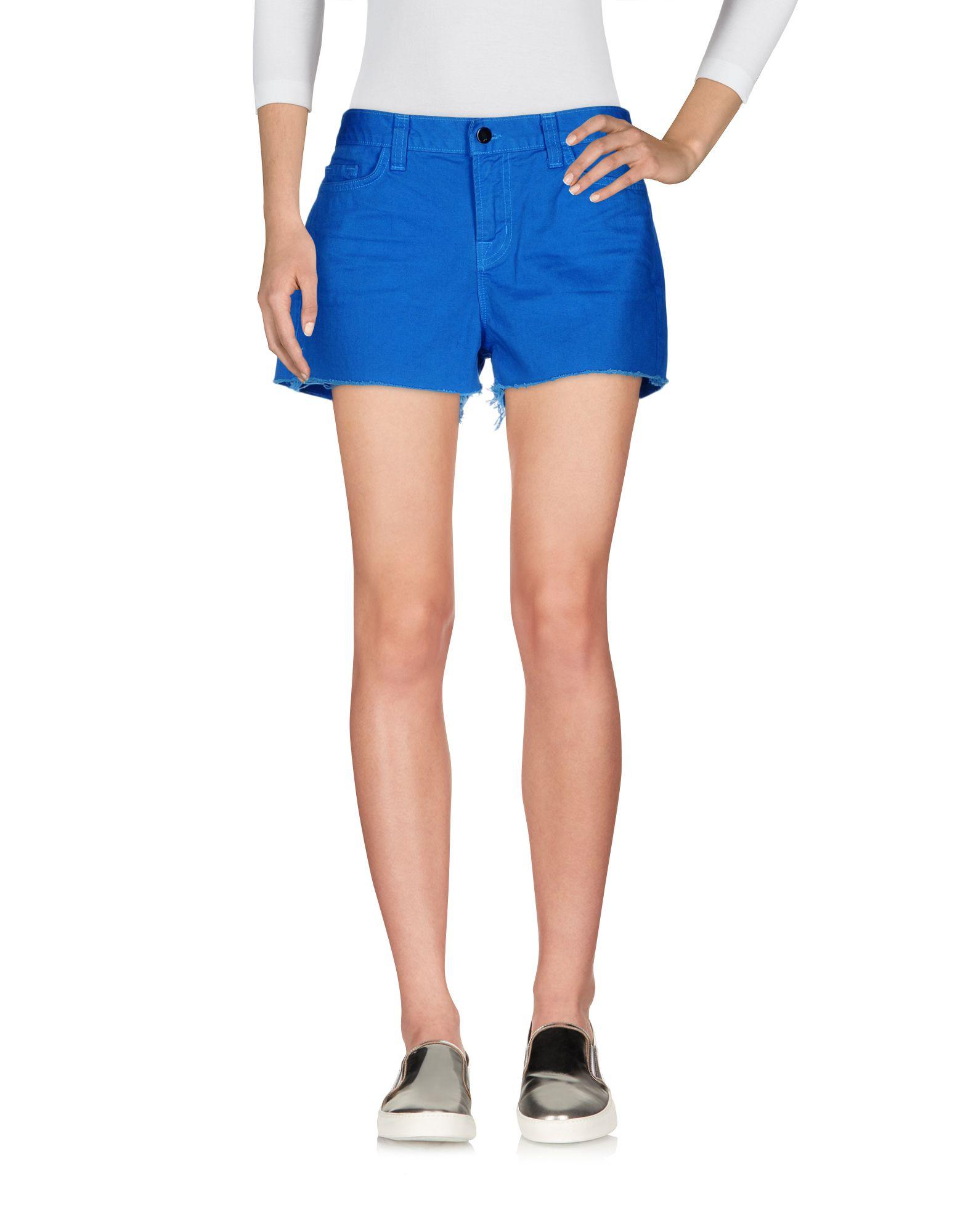 J BRAND Джинсовые шорты superfine джинсовые шорты