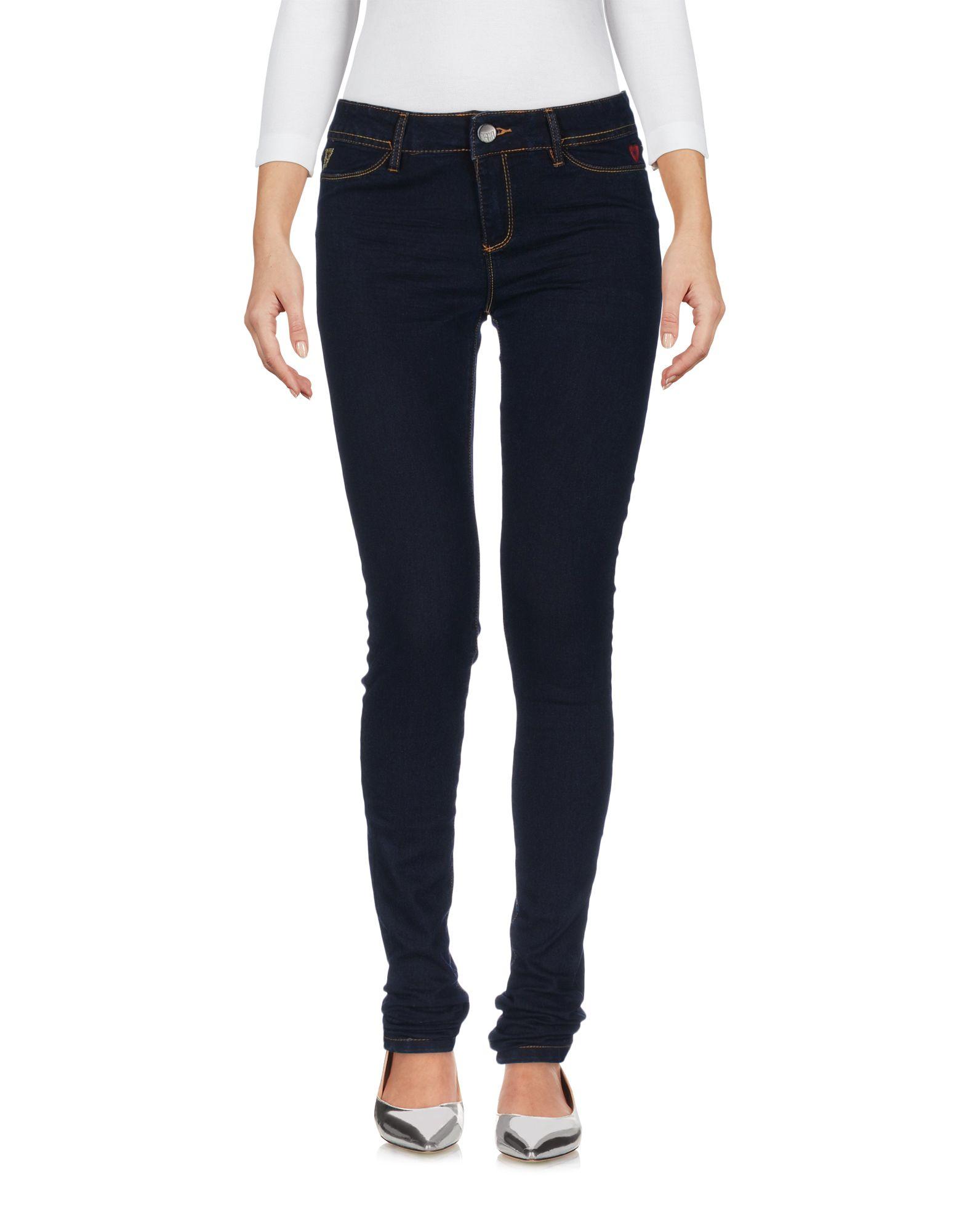 DESIGUAL Джинсовые брюки