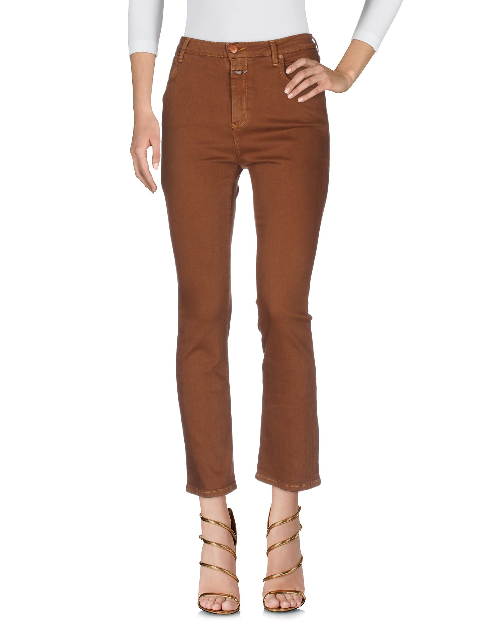 CLOSED Джинсовые брюки dismero джинсовые брюки