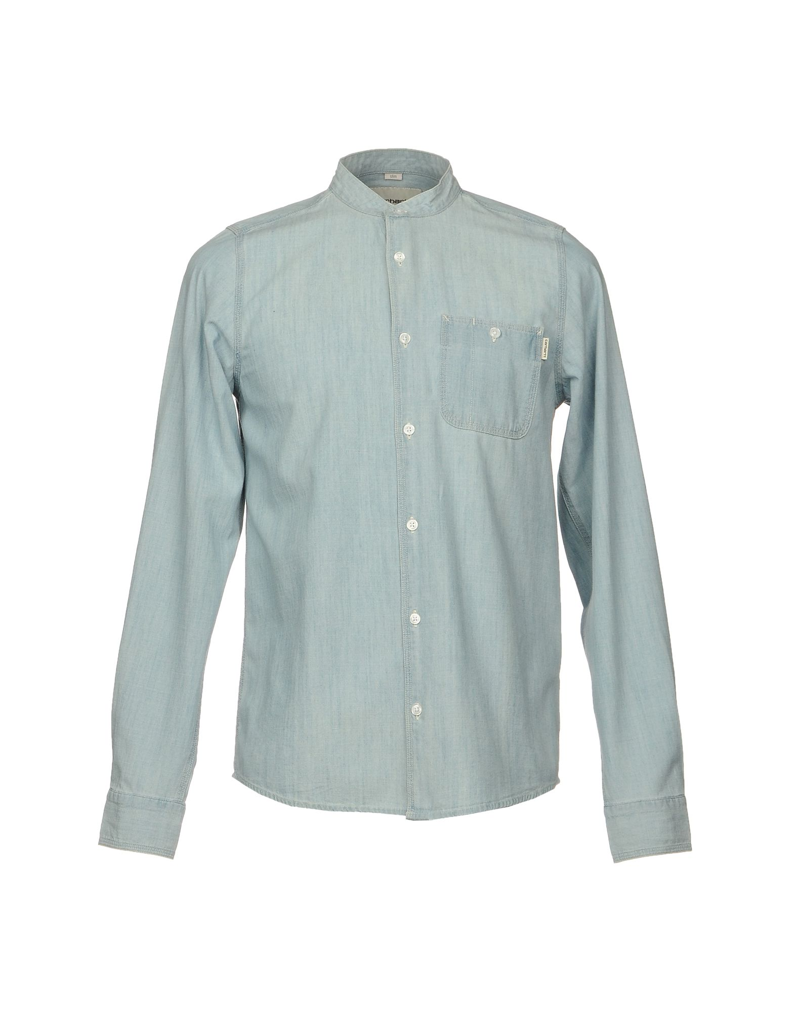CARHARTT Джинсовая рубашка цена 2017