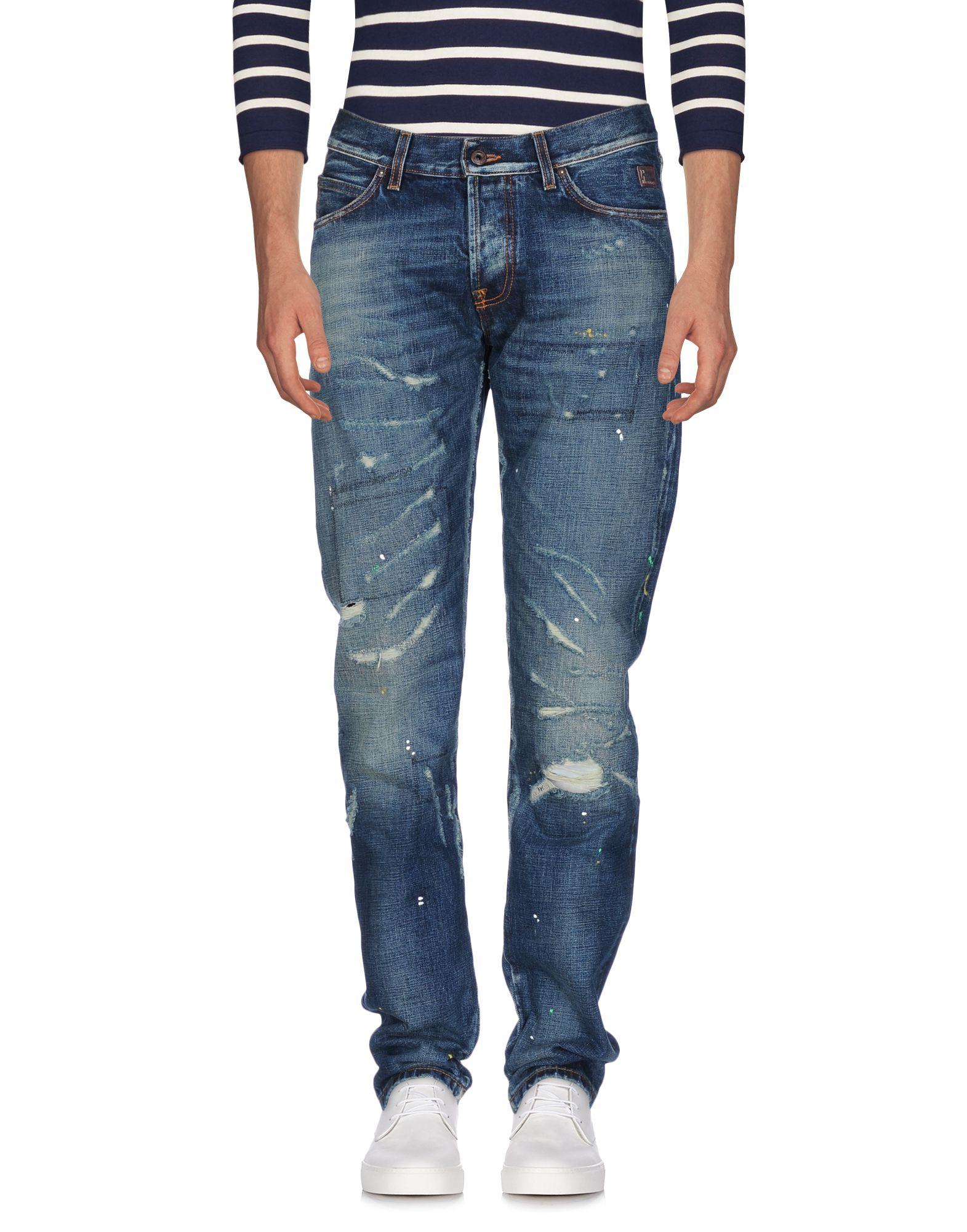 купить ROŸ ROGER'S RUGGED Джинсовые брюки дешево