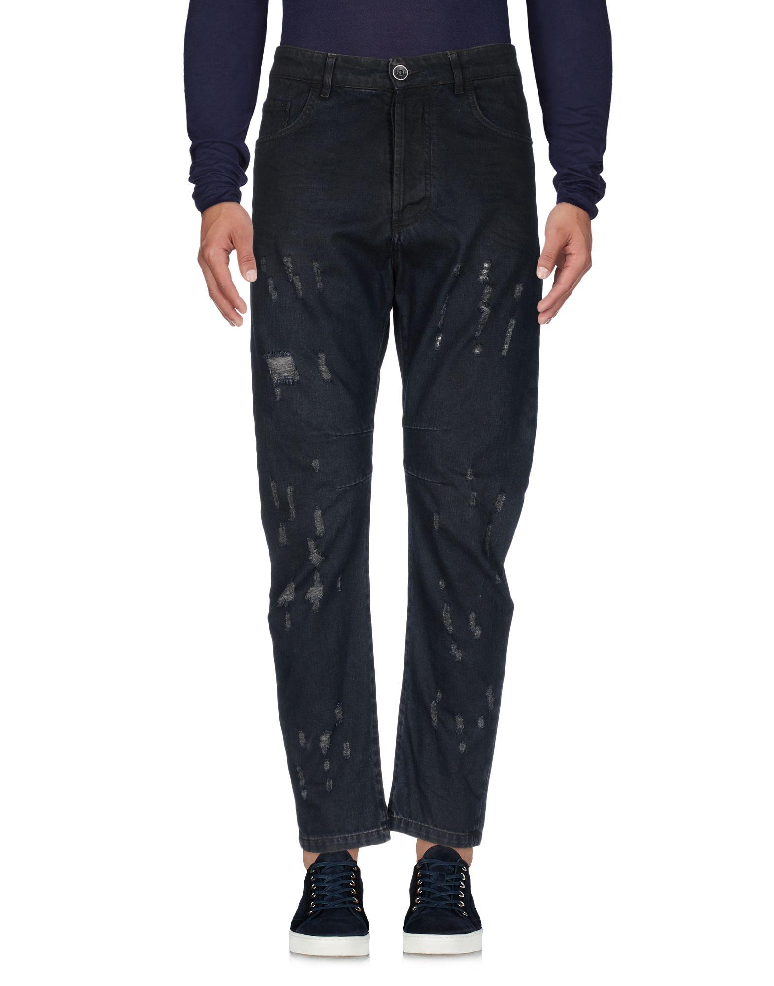 MAISON 9 Paris Джинсовые брюки maison 9 paris повседневные брюки