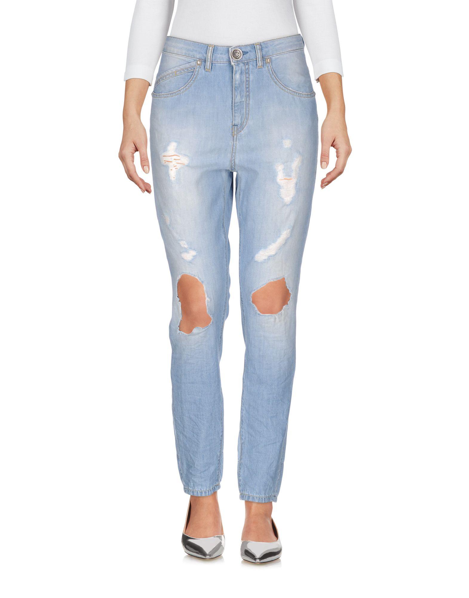 NOLITA Джинсовые брюки