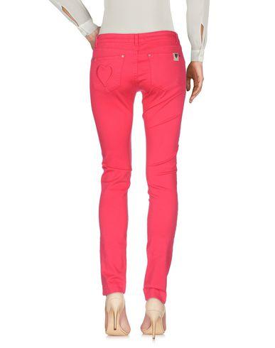 Фото 2 - Повседневные брюки от TWINSET цвета фуксия