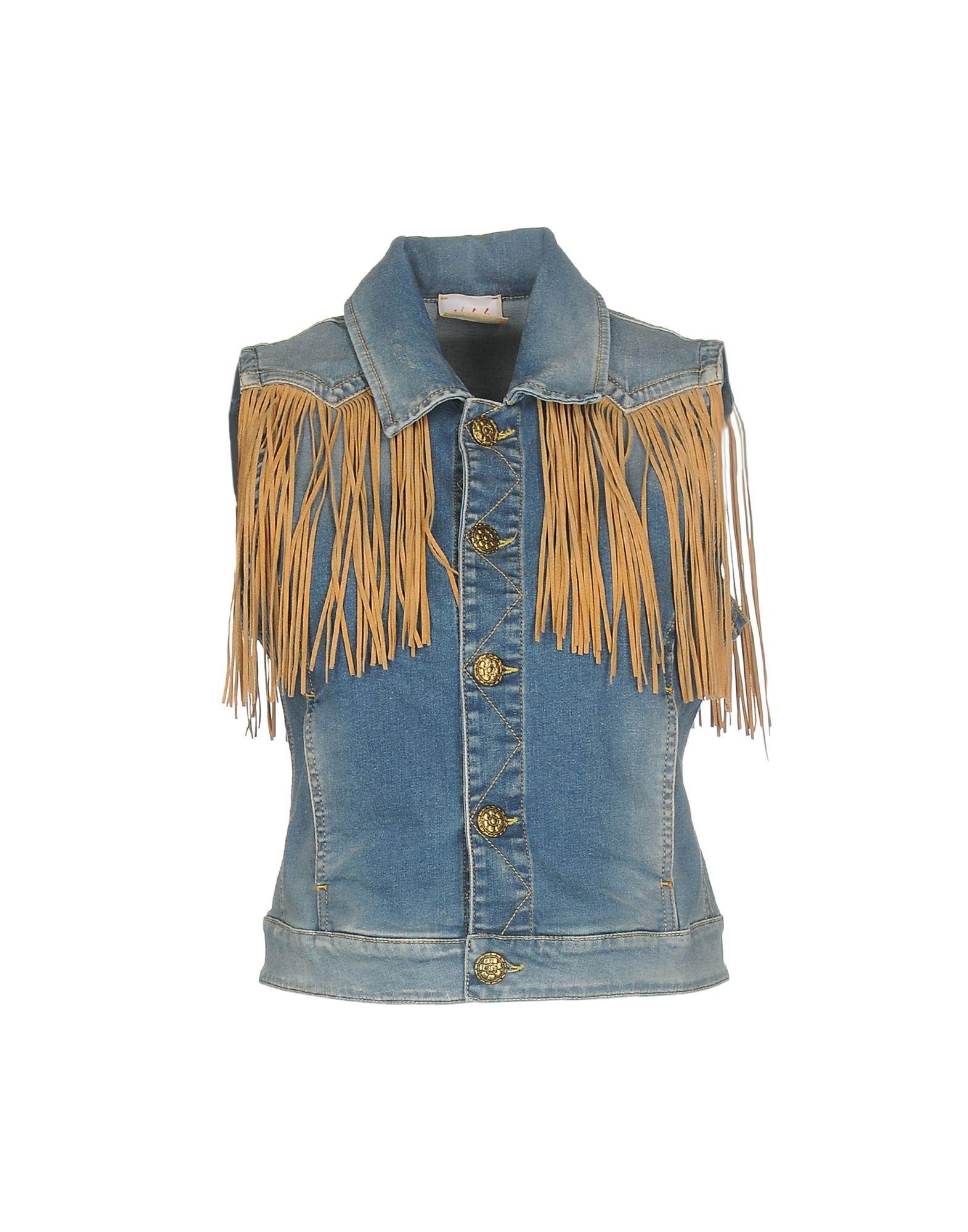купить NOLITA Джинсовая верхняя одежда по цене 15000 рублей