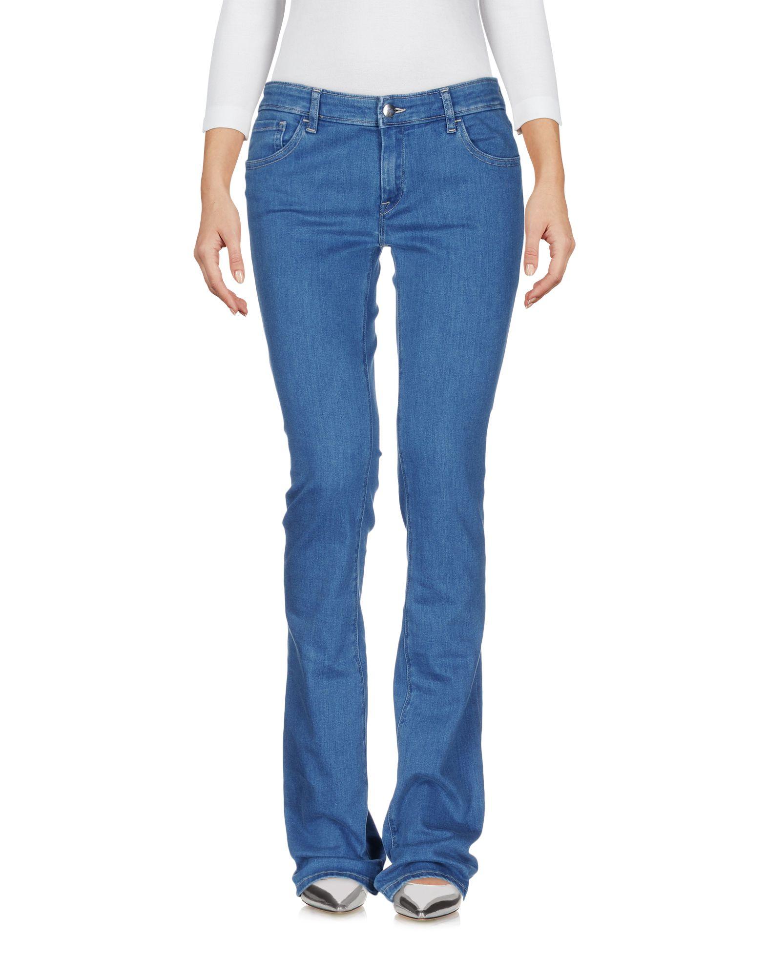 ФОТО the seafarer джинсовые брюки