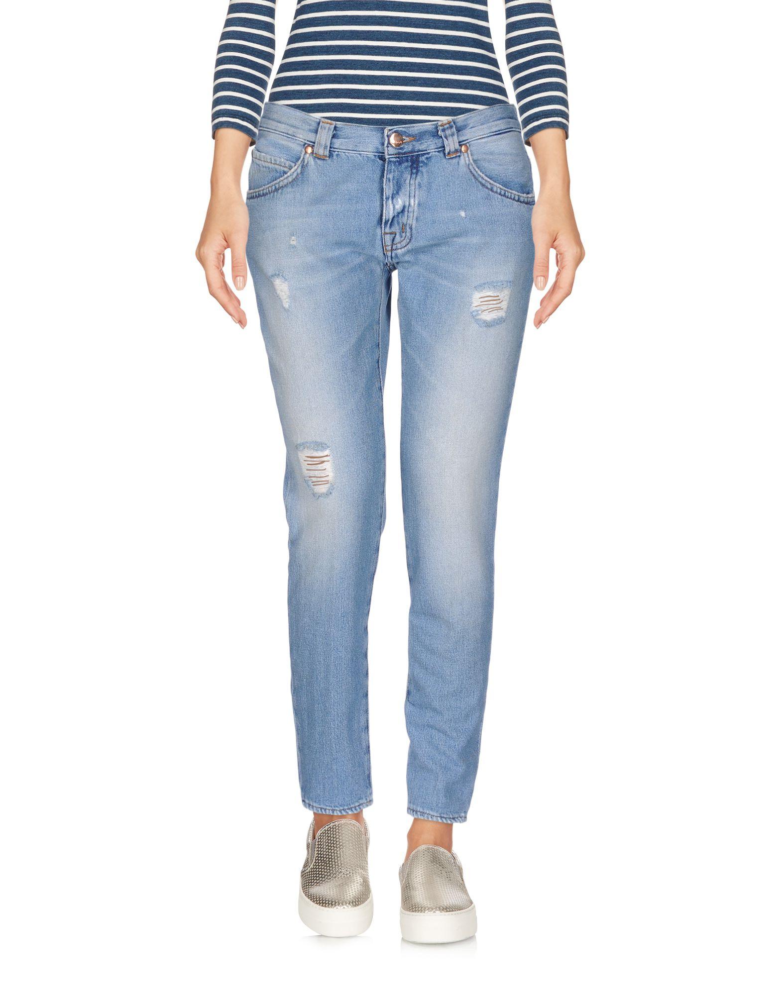 цена (+) PEOPLE Джинсовые брюки-капри онлайн в 2017 году