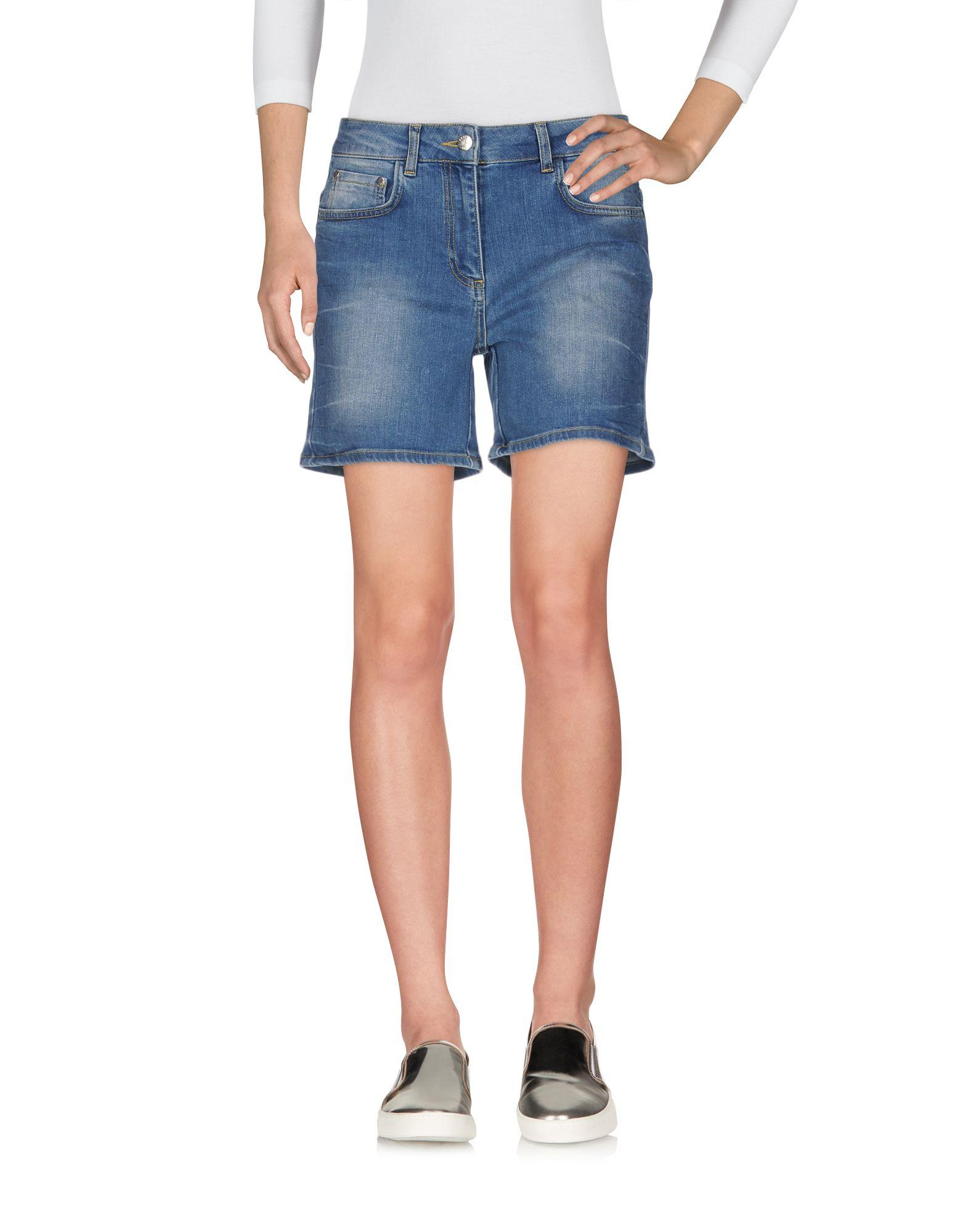 где купить SCEE by TWIN-SET Джинсовые шорты по лучшей цене