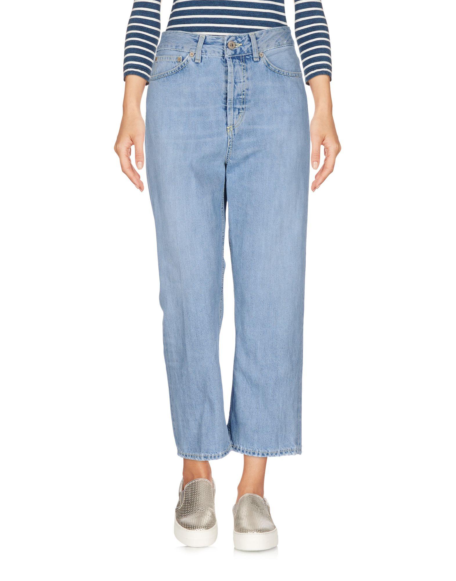 DONDUP Джинсовые брюки-капри start up джинсовые брюки капри