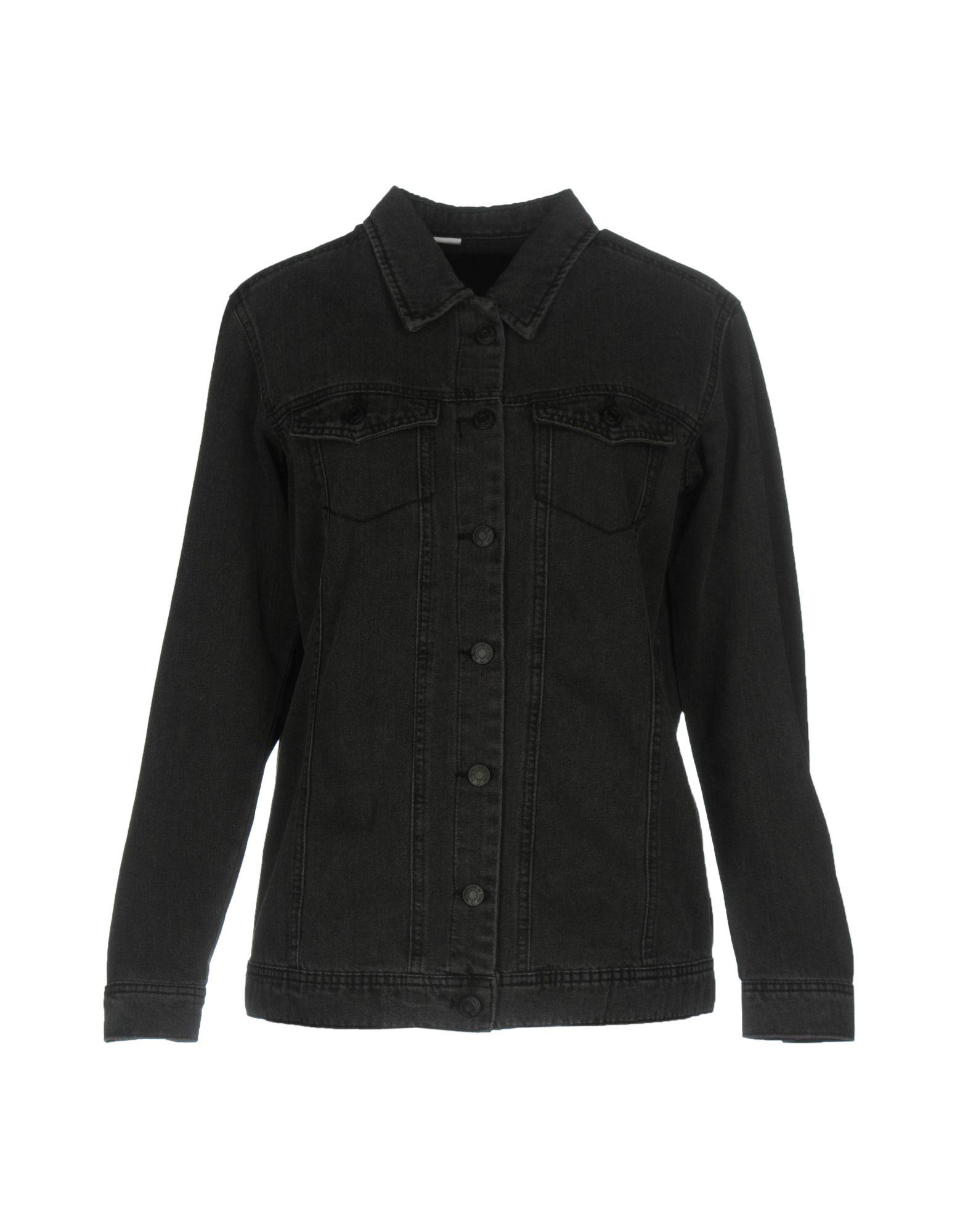JACQUELINE de YONG Джинсовая верхняя одежда блуза jacqueline de yong jacqueline de yong ja908ewujb68