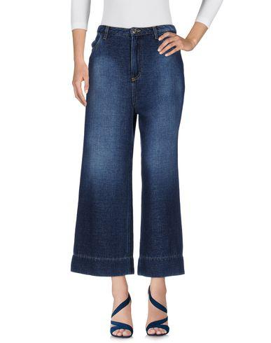 Джинсовые брюки от ANNARITA N TWENTY 4H