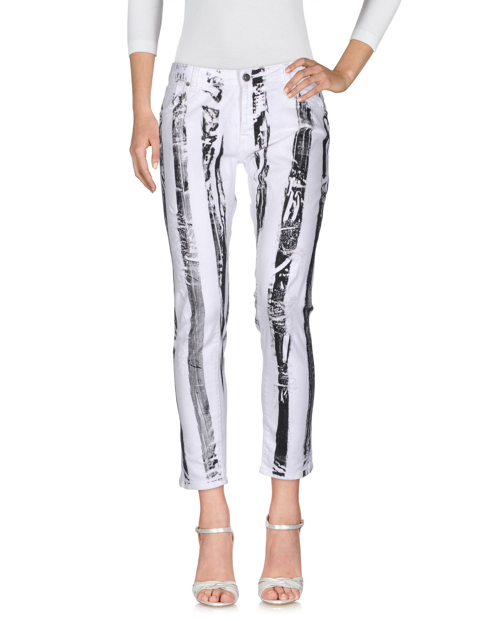 GAëLLE Paris Джинсовые брюки