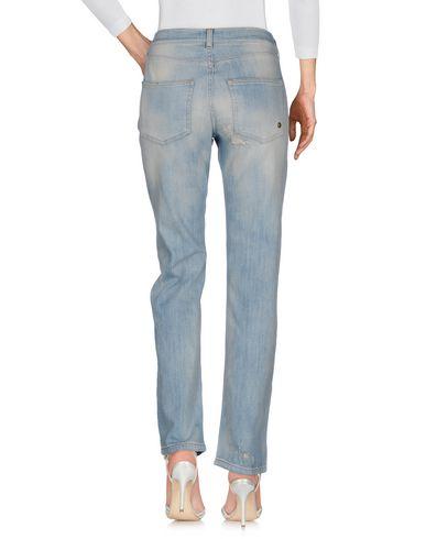 Фото 2 - Джинсовые брюки от MANILA GRACE DENIM синего цвета