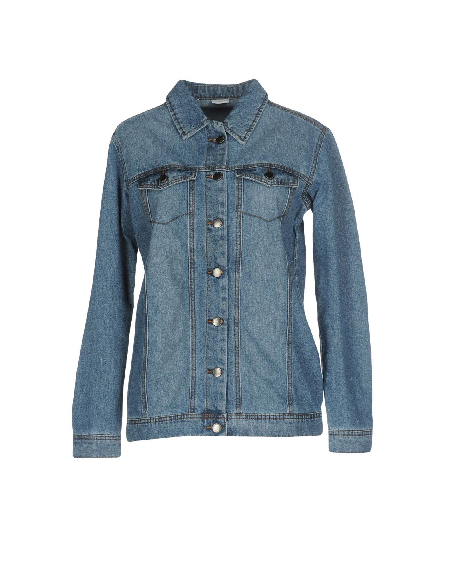 JACQUELINE de YONG Джинсовая верхняя одежда блуза jacqueline de yong jacqueline de yong ja908ewxaf30