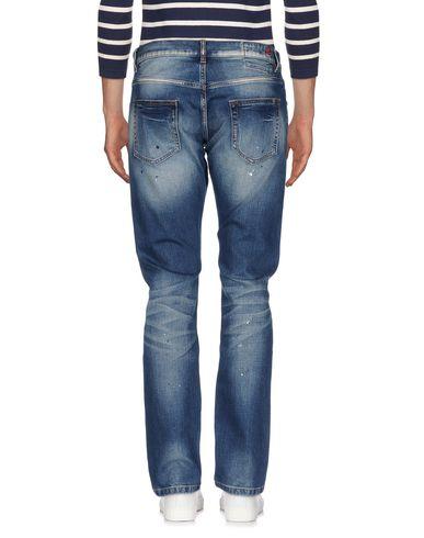 Фото 2 - Джинсовые брюки от SUN 68 синего цвета