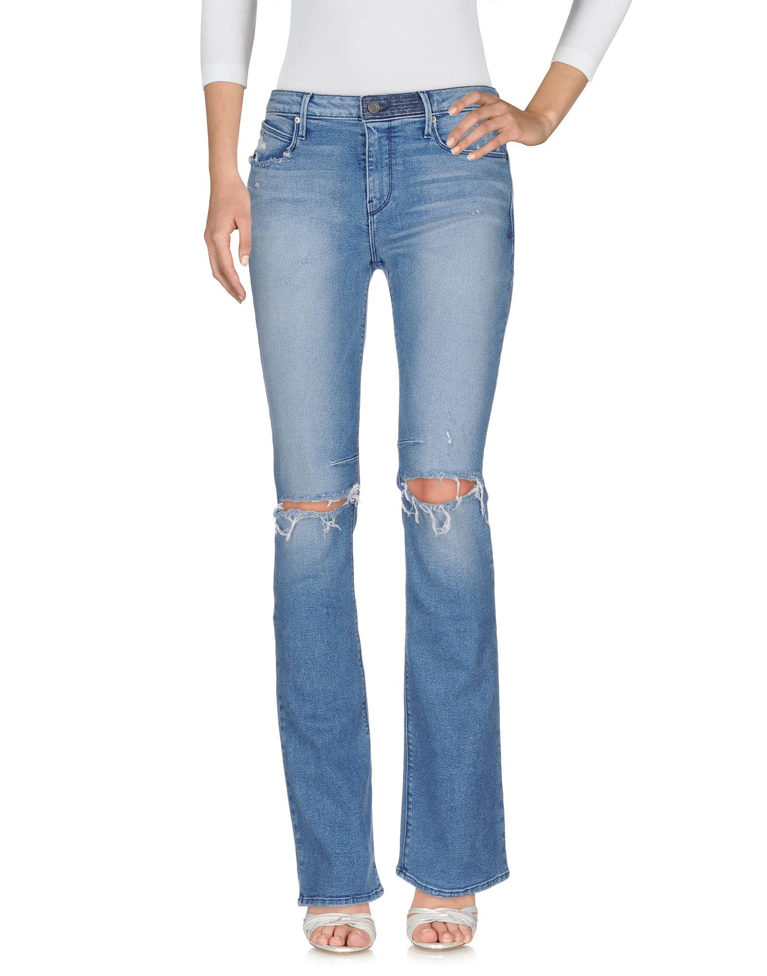 ФОТО rta джинсовые брюки