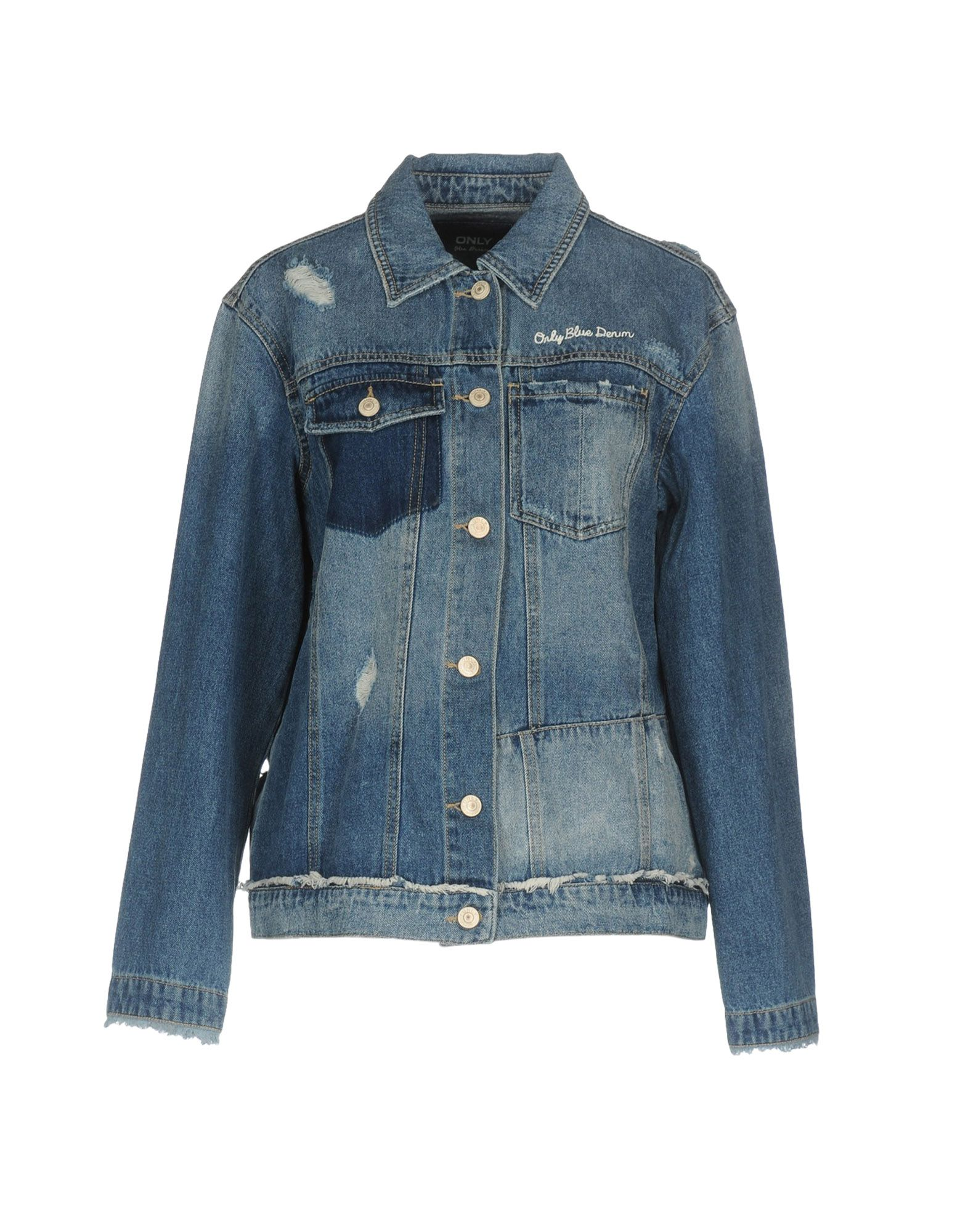 купить ONLY BLU Джинсовая верхняя одежда по цене 2750 рублей