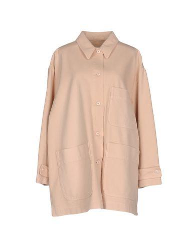 Фото - Джинсовая верхняя одежда розового цвета