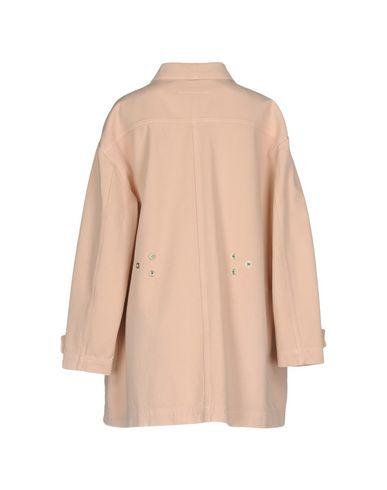 Фото 2 - Джинсовая верхняя одежда розового цвета