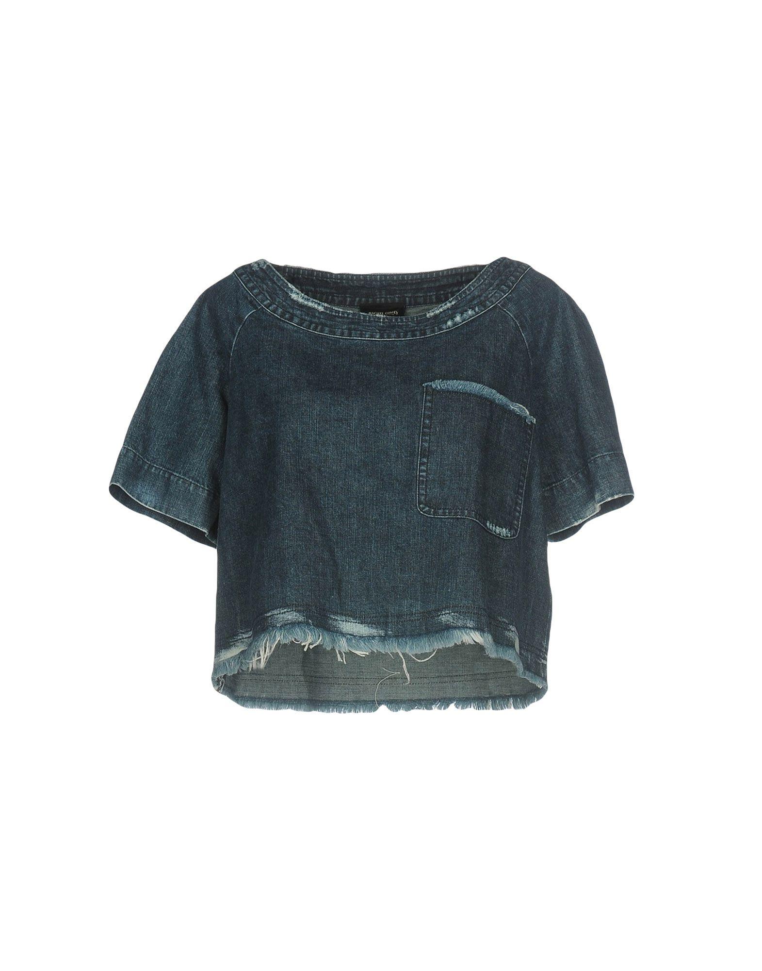 где купить RACHEL COMEY Джинсовая рубашка по лучшей цене