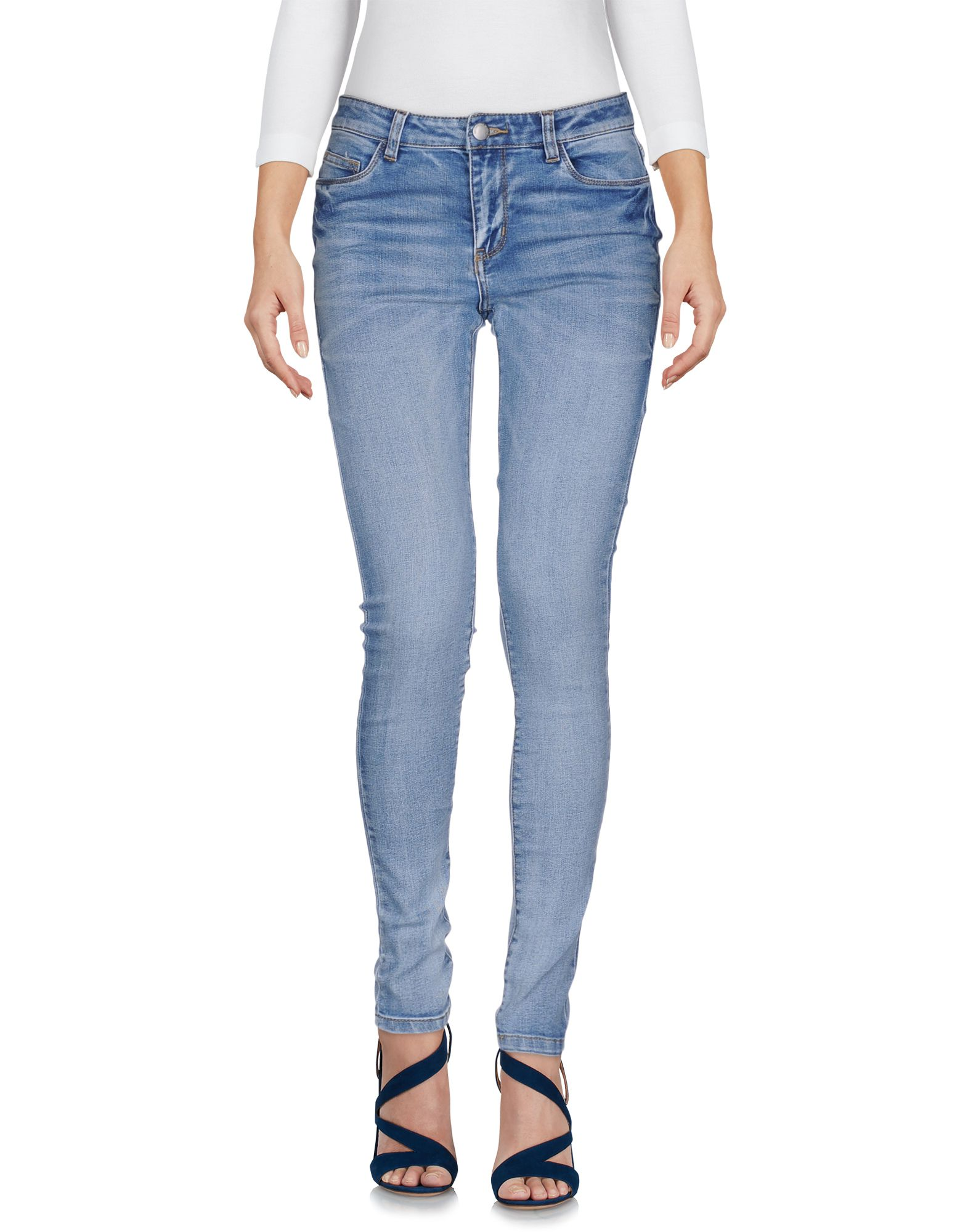 JACQUELINE de YONG Джинсовые брюки блуза jacqueline de yong jacqueline de yong ja908ewxaf30