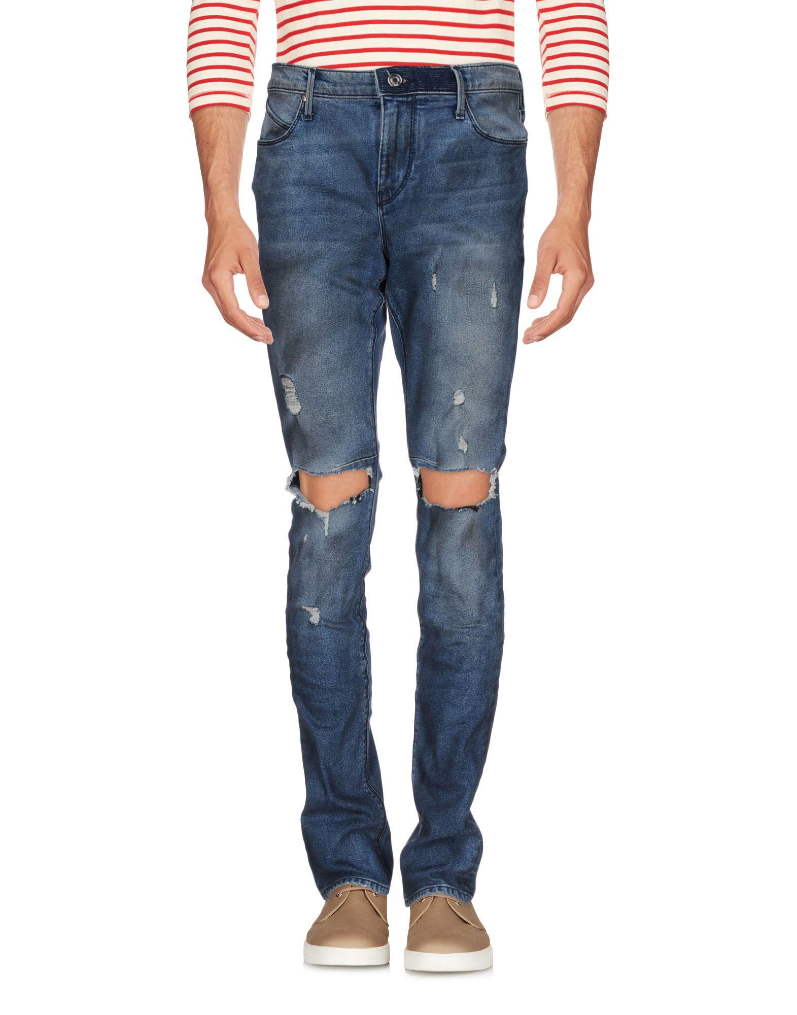 Фото RTA Джинсовые брюки. Купить с доставкой