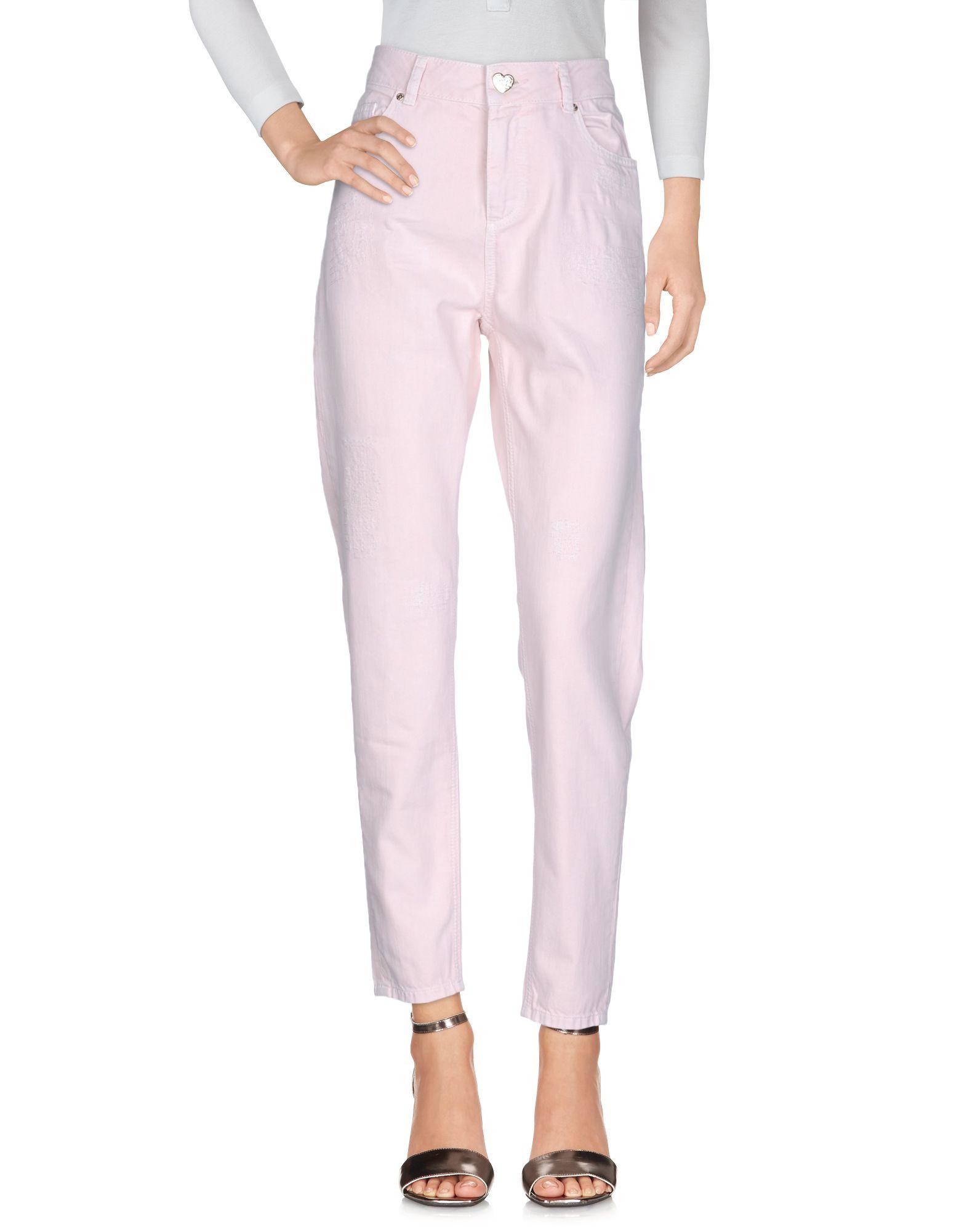 ZOE KARSSEN Джинсовые брюки недорго, оригинальная цена
