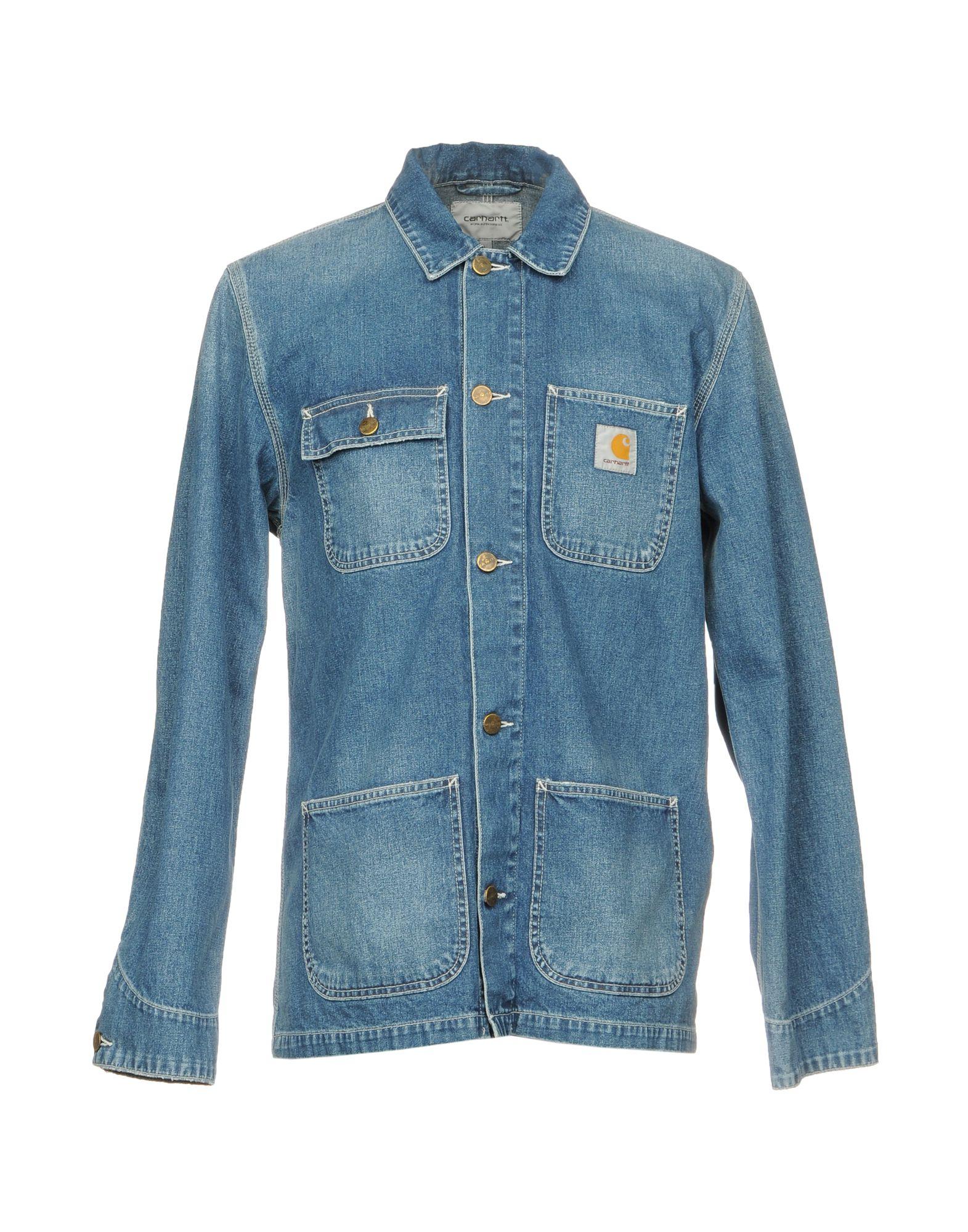 CARHARTT Джинсовая верхняя одежда represent джинсовая верхняя одежда