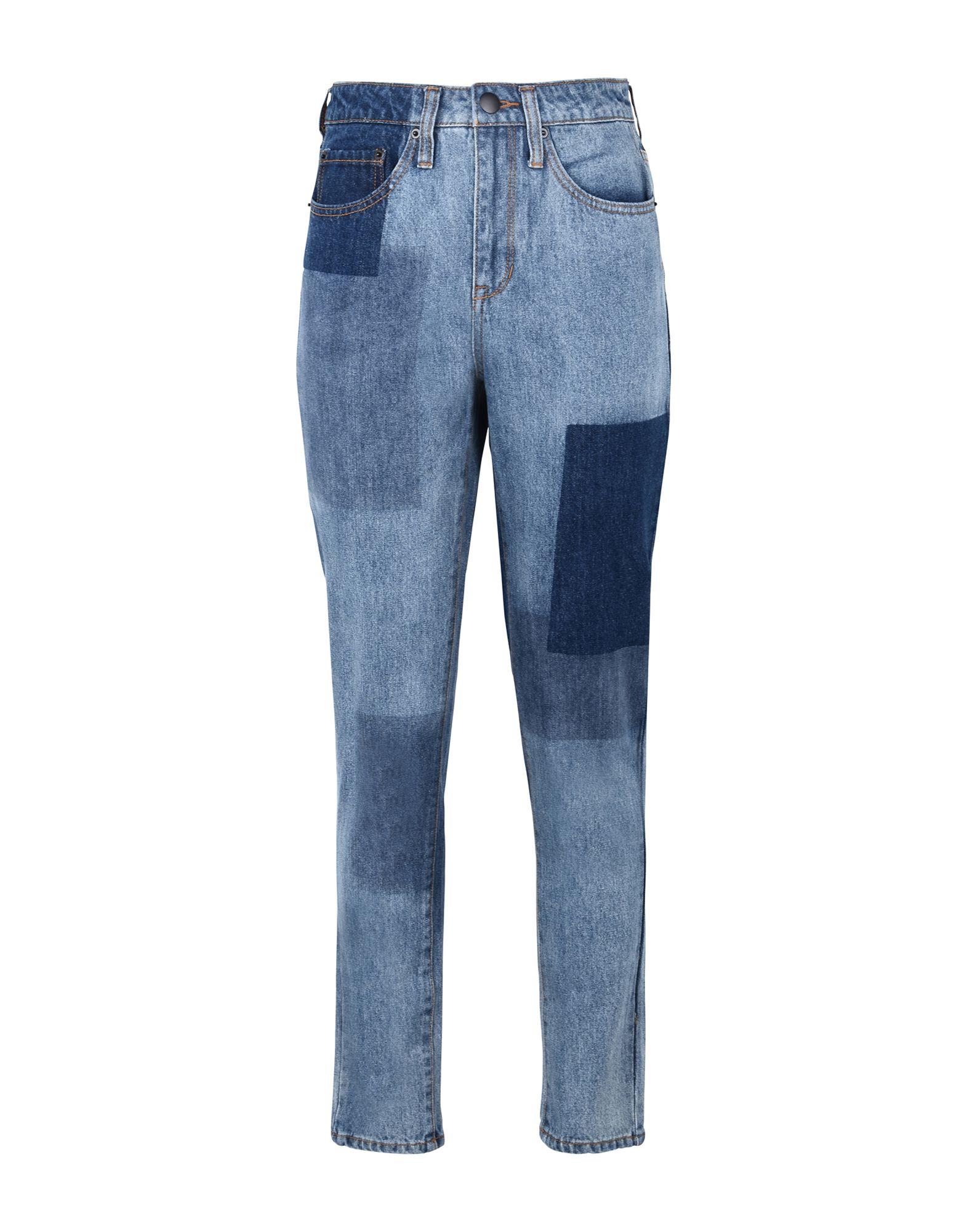 GEORGE J. LOVE Джинсовые брюки love it джинсовые брюки