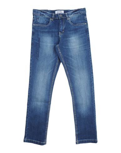 AUTOMOBILI LAMBORGHINI Pantalon en jean enfant
