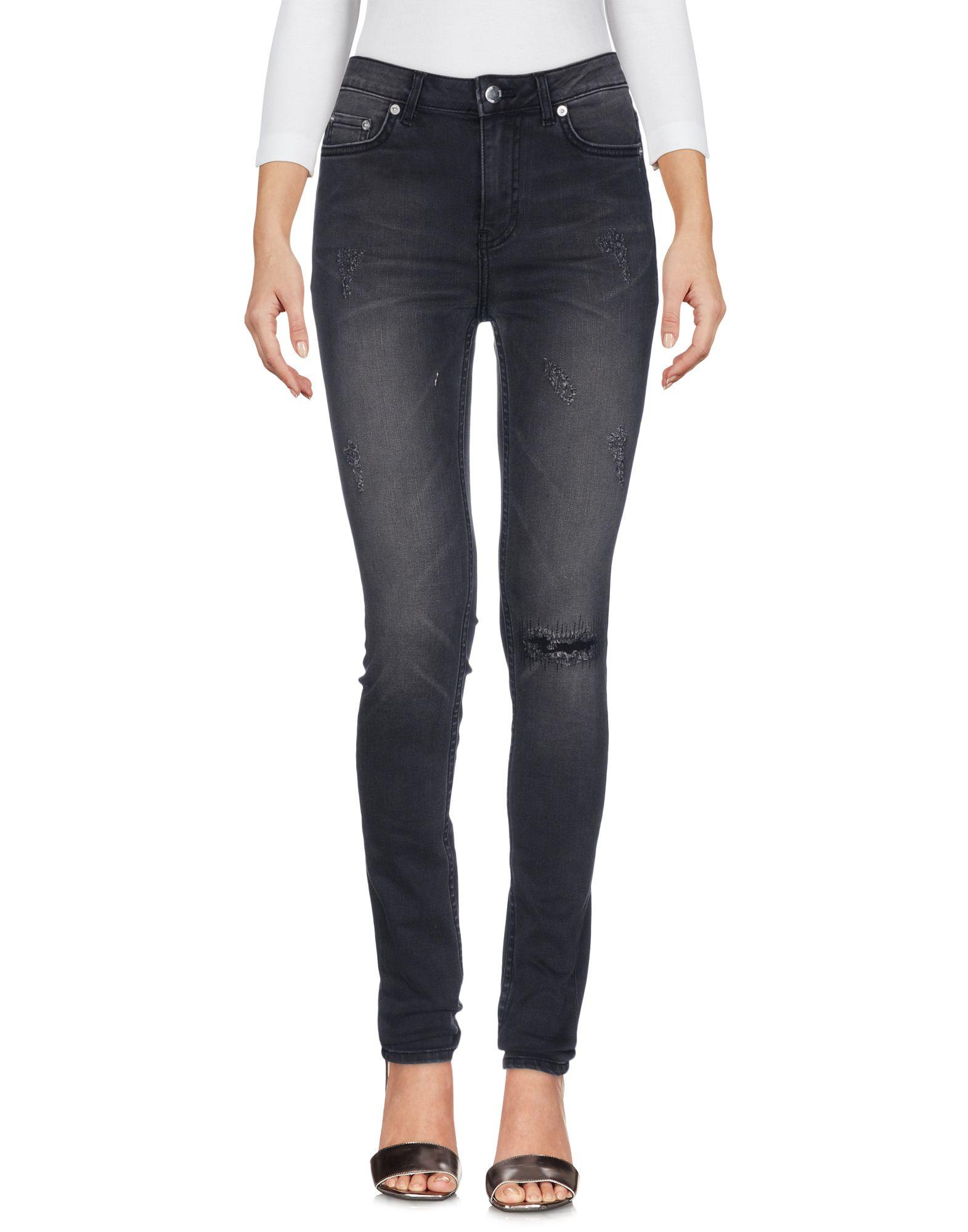 ФОТО blk dnm джинсовые брюки