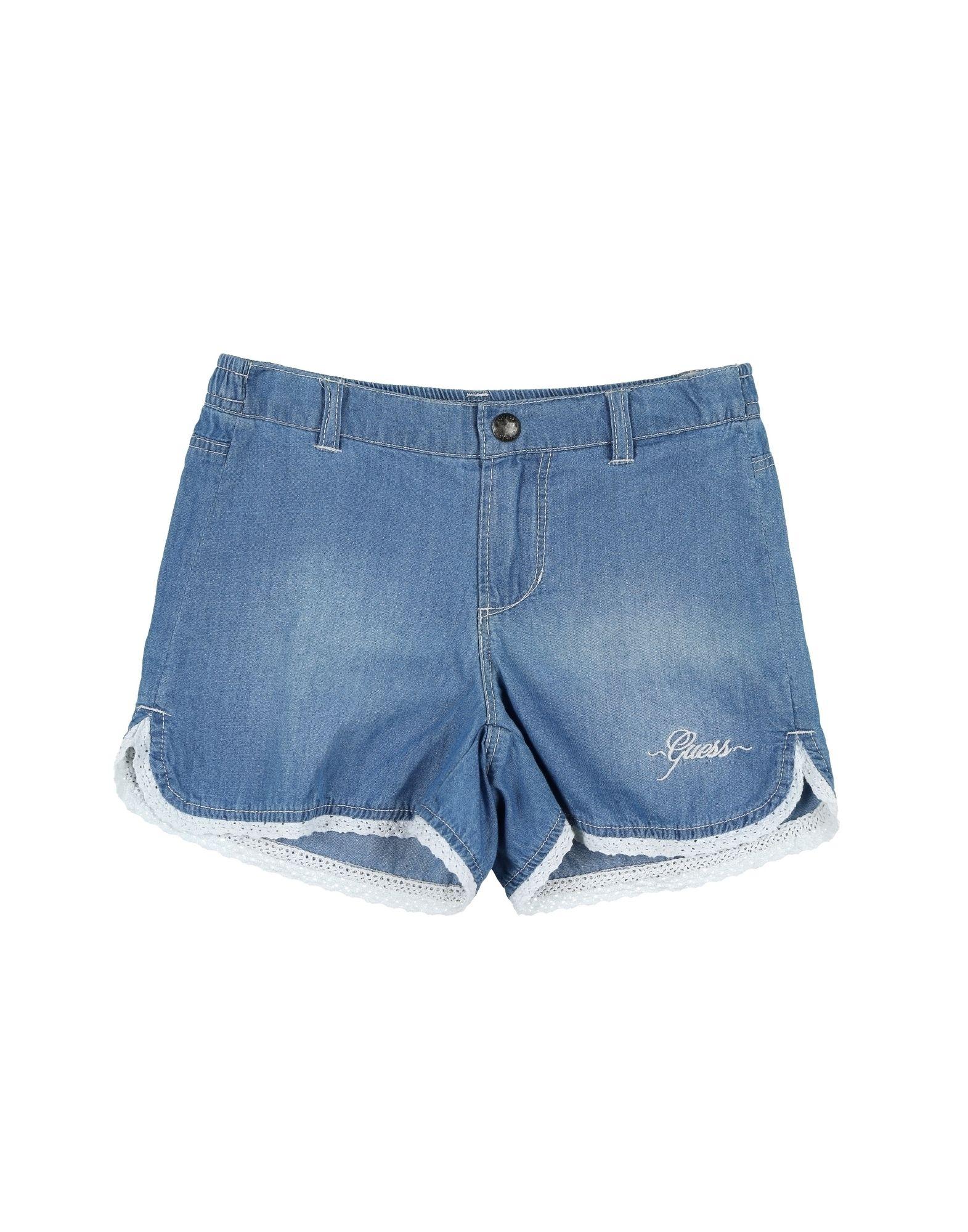 GUESS Denim shorts - Item 42625994