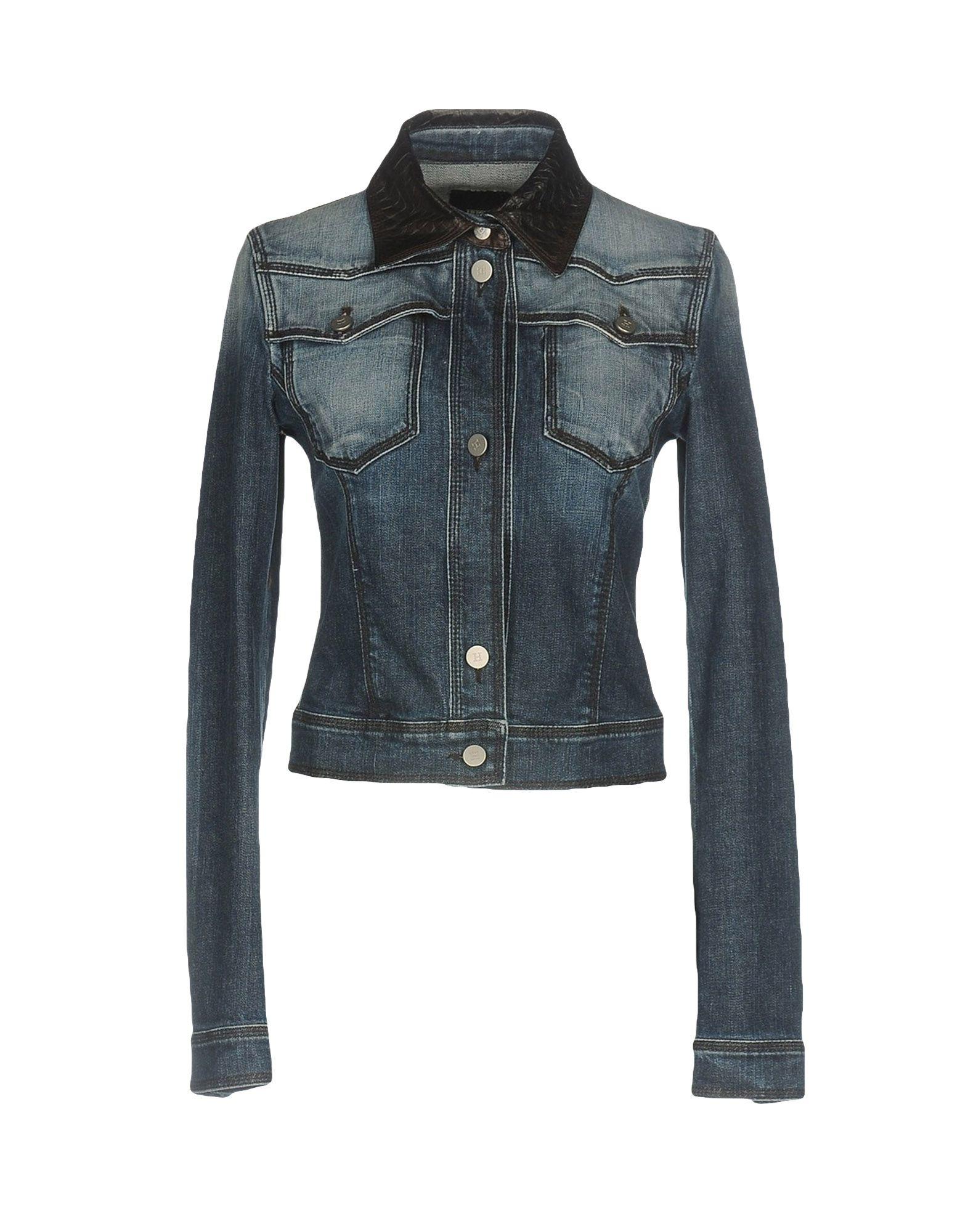 HUSKY Джинсовая верхняя одежда wood wood джинсовая верхняя одежда