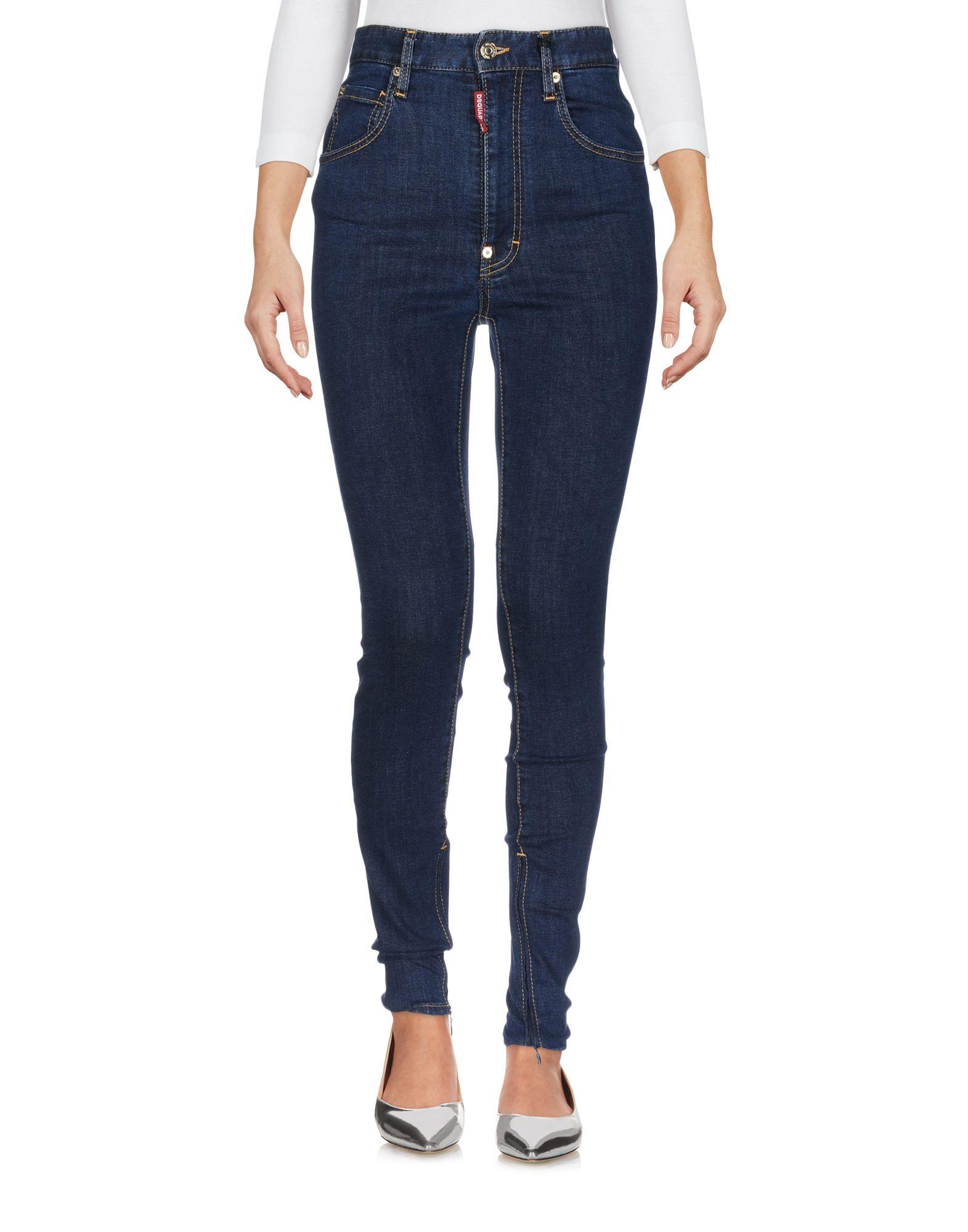 DSQUARED2  Damen Jeanshose2 blau