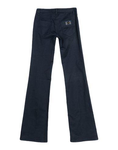 Фото 2 - Повседневные брюки от ELISABETTA FRANCHI JEANS синего цвета