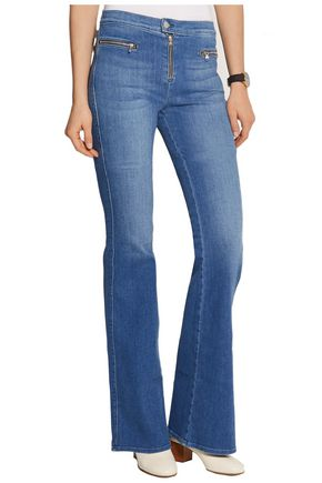 J BRAND Katie high-rise flared jeans