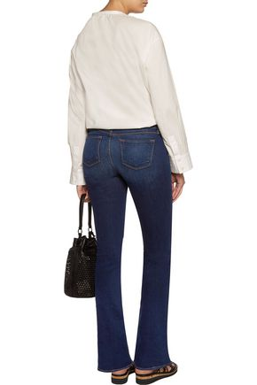 J BRAND Betty low-rise bootcut jeans
