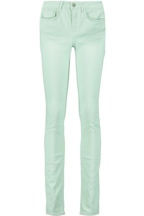REDValentino Low-rise skinny jeans