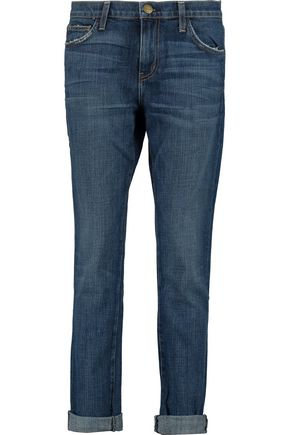 CURRENT/ELLIOTT The Rendezvous low-rise boyfriend jeans