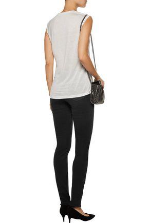J BRAND 620 mid-rise skinny jeans
