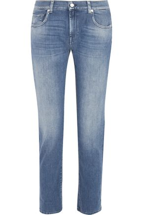 7 FOR ALL MANKIND Faded boyfriend jeans