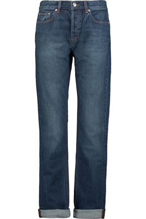 MARC BY MARC JACOBS High-rise straight-leg jeans