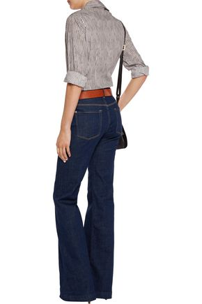 7 FOR ALL MANKIND Ginger high-rise flared jeans