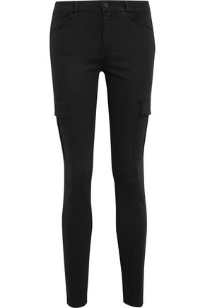 7 FOR ALL MANKIND The Skinny Cargo washed-twill pants