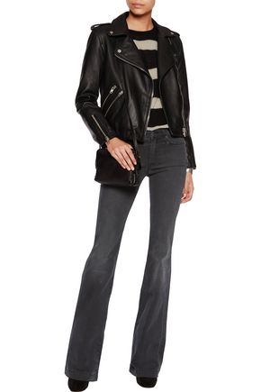 7 FOR ALL MANKIND Charlize mid-rise flared pants