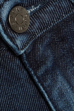 ACNE STUDIOS Skin 5 Urban mid-rise skinny jeans
