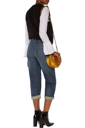 MARC BY MARC JACOBS Annie Boyfriend high-rise straight-leg jeans
