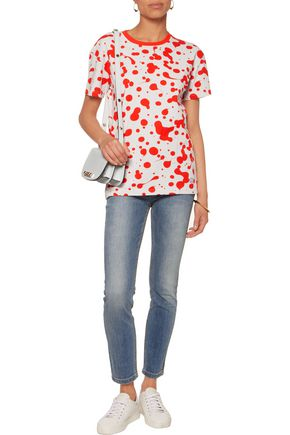 MARC BY MARC JACOBS Ella high-rise washed skinny jeans